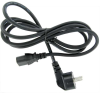 6ft European Power Cord (IEC320 C13 to CEE7 VII) -- P7EU-06