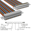 D-Sub Cables -- M7NOK-3706R-ND -Image