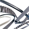Wrapped Classical 10/Z Series V-Belt Metric V-Belts