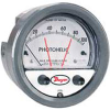 Photohelic® Pressure Switch/Gage with Integral Transmitter -- Series 3000SGT