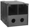 Hybrid Horn and Reflex Loaded Sub-woofer -- WMX