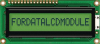 LCD Displays - Alphanumeric -- 7200190