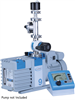 Rotary Vane Fine-Range Vacuum Control Package -- CVC 3000 + VSP 3000, KF DN 25
