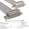 Rectangular Cable Assemblies -- M3GGK-2006J-ND -Image