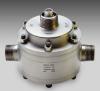 Positive Displacement Flow Meter -- Hoffer Oval Gear Series -Image