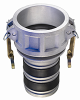EZ-Seal™ Leak Resistant Couplings - Part C Coupler x Hose Shank