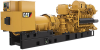 Gas Generator Sets -- G3512H - Image