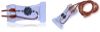 Bimetal Defrost Thermostat -- KSD303-A Series