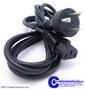 AC Power Cords -- IEC-DAN CORDSET