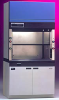 Fume Hoods Protector Perchloric Acid /Acid Digestion Hoods PVC ACID DIGESTION 48 LABORATORY HOOD W/SUPPORT SURFACE -- 1025294