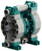 AODD Thermoplastic ASTRA Pumps -- DDA 100