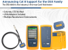 Copper Cable Certifiers -- DSX CableAnalyzer?