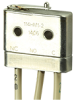 HM Series Hermetically Sealed Basic Switch, Single Pole Double Throw Circuitry, 100 mA at 28 Vdc, Integral Lever Actuator, Leadwire Termination, -- 114HM1-2