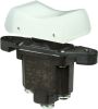 TP Series Rocker Switch, 1 pole, 3 position, Screw terminal, Above Panel Mounting -- 1TP216-5 -Image