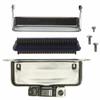 D-Shaped Connectors - Centronics -- 57335001-ND