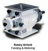 Quick Take Apart Series Rotary Airlock Valve