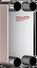 Compact Brazed Heat Exchanger -- B56 - Image