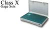 Class X Gage Sets -- M25XP - Plus