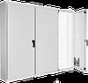 Type 12 3-Door Enclosure Less Panel -- A86M3E20LP