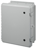 Nema and IP Rated Electrical Enclosure 20X16X8 -- G201608QTL -Image