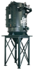 High Vacuum Dust Collector -- Gold Series® High Vacuum