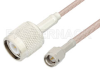 SMA Male to TNC Male Cable 72 Inch Length Using RG316-DS Coax -- PE34246-72 -Image