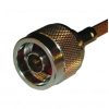 connector,rf coaxial,n str crimp plug,captive cont,for rg142,223,400 cable,50ohm -- 70031763