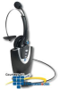 VXI BlueParrott TalkPro B1000-GTX Wireless PC Headset.. -- 202046
