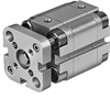 ADVUL-25-15-P-A Compact cylinder -- 156868-Image