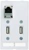 RJ45; USB; USB (form A) -- 4000-68000-0960000