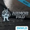 18 Oz Geomembrane Liner -- ArmorPad 3NWLD - Image
