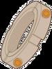 SNS44-16 -- Clampnut