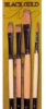 Black Gold Artist Brush -- DBG117