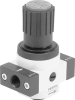 Pressure regulator -- LR-1/8-D-7-O-MINI-NPT -Image