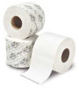 """Bay West® EcoSoft™ Tissue - 3 3/4""""x4"""" -- 616 -- View Larger Image"""
