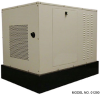 Isuzu 14,000 Watt Diesel Generator with Sound Enclosure