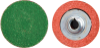 Merit Zirc Plus ZA Coarse TS (Type II) Quick-Change Cloth Disc -- 08834167058 -Image