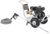 MI T M 2700 PSI Cold water pressure washer -- Model# CA-2703-8MHB