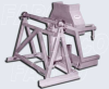 55 Gallon Barrel Dumper -- F21-55GBD