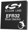 RF Transceiver ICs -- EFR32BG1B232F256GJ43-C0R-ND