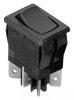 Specialty Rocker Switch -- 35-607-BU -- View Larger Image
