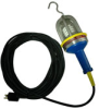 Explosion Proof Compact Fluorescent Drop Light - 26 Watt Bulb - 1700 Lumen - 25' SOOW Cord -- EPL-HL26-25