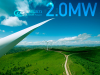 Wind Turbine -- 2.0MW Product Platform