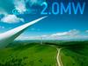 Wind Turbine -- 2.0MW Product Platform
