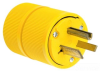 Straight Blade Power Plug -- D0751