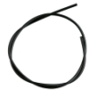 Black Tubing 1/4 inch -- 610117