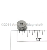 Disc Hole Magnets -- DH125B-063 - Image