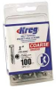 KREG 1 in. C - PH Screws - 100 -- Model# SPS-C1-100