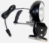 HML-4-ALM 12 Volt Spotlight with Adjustable, Locking Magnetic Base - 12 Million Candlepower -- HML-4-ALM