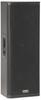 KW Series 3-Way Powered Loudspeaker -- 60737
